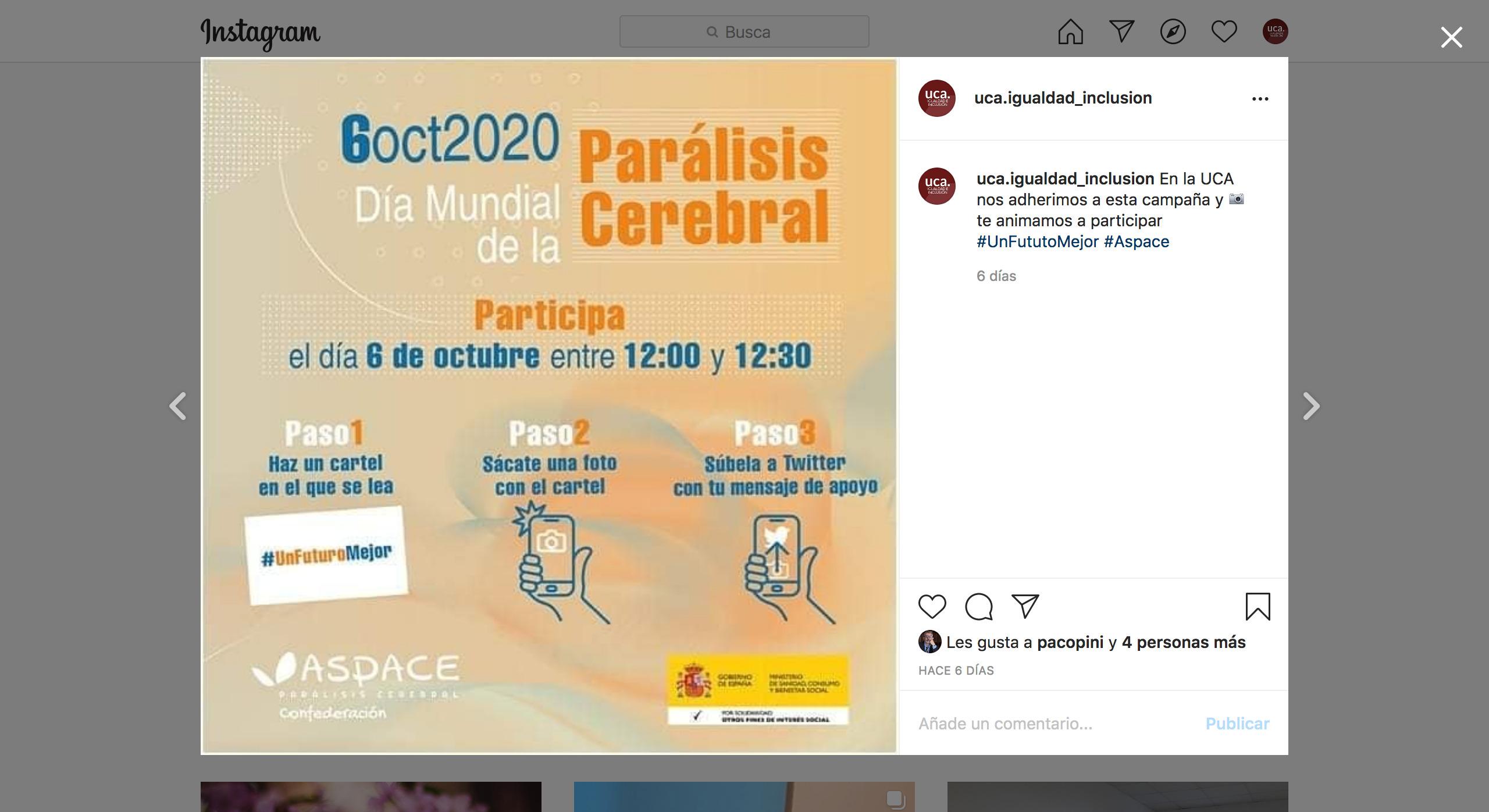 Campaña #UnFututoMejor #Aspace