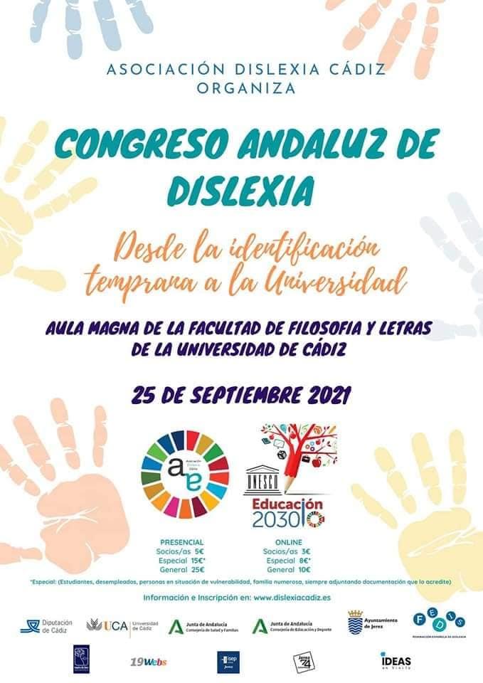 IMG Congreso Andaluz de Dislexia